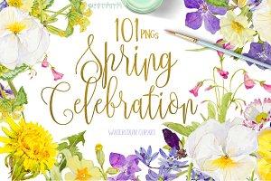 101 PNGs!-Spring Celebration!
