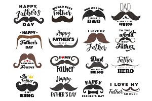 Holiday icons, Fathers day