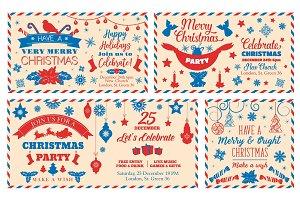Letter for Santa, Christmas mail