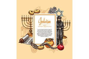 Judaism religion, Jewish tradition
