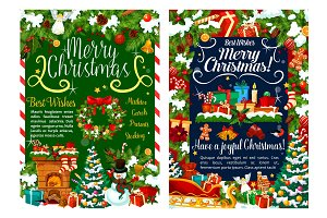 Christmas gifts decoration