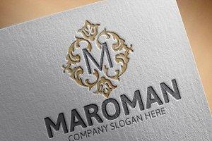 Maroman Logo