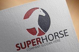 Süper Horse Logo