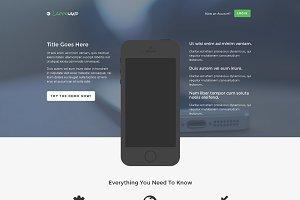 Lappoland - App Landing Pages