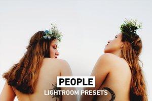 Portrait Presets for Adobe Lightroom