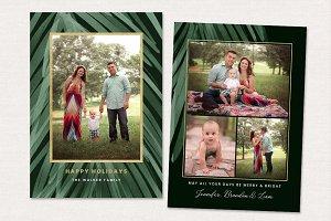 Christmas Card Template CC201