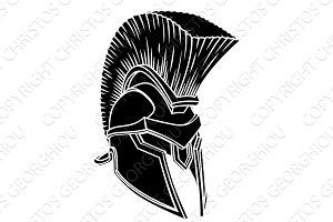 Gladiator Spartan Trojan Roman