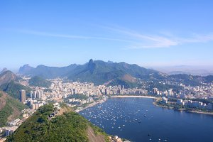 Rio de Janeiro view.