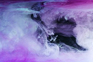 abstract blue, white and purple back