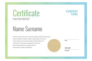 Certificate242