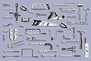 Handyman Special Vector Tools