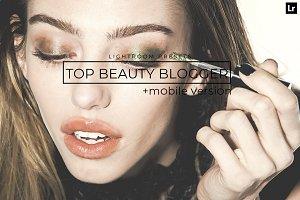 20 TopBeautyBlogger LightroomPresets
