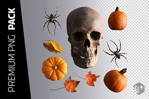 9 HALLOWEEN PNG IMAGES
