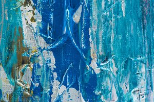 creative design texture with blue br