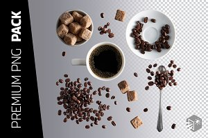 15 COFFEE LOVER'S KIT PNG IMAGES
