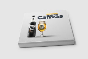 Canvas Mock-up 6