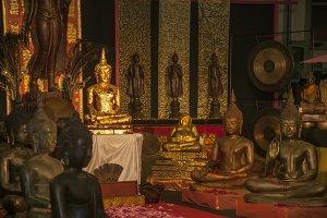 Expression of the Oriental spiritual