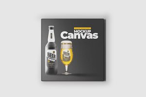 Canvas Mock-up 5