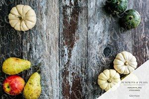 Pumpkins & Pears   Horizontal No 1