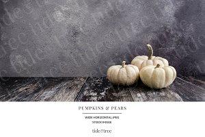 Pumpkins & Pears | Wide No 2
