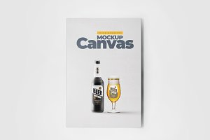 Canvas Mock-up 1