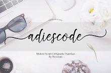 Adiescode Script