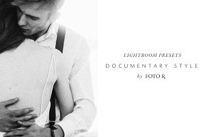 Documentary Style Lightroom Presets