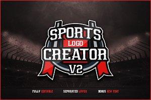Sports Logo Creator V2