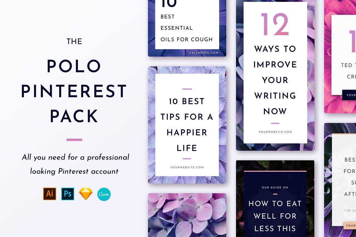 Social Media Pack - Polo