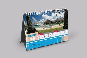 Desk Calendar 2019 V15