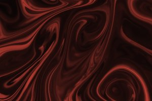 abstract black background with red p