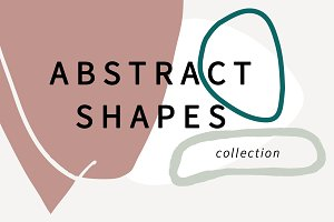 Abstract Shapes Collection