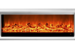 electric fireplace fire