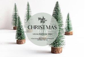Bundle / Christmas trees