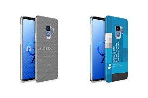 Samsung Galaxy S9 3d Dual Protective