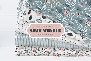 Cosy Winter Patterns