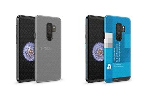 Galaxy S9 Plus 3d Dual Protective