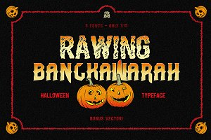 Rawing & Bangkawarah + Extras!