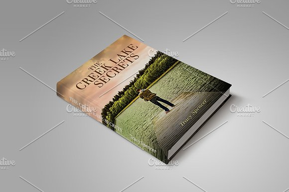 Book Cover Print Template 23 in Templates - product preview 4