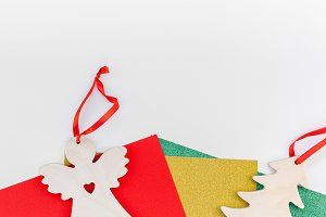 New Year or Christmas decoration gif