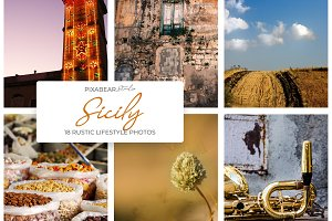 Sicily - The Rustic Collection