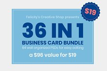Business Card Bundle 02