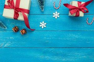 Decoration Christmas & New year.