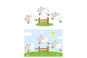 Sheep Character Collection - 8
