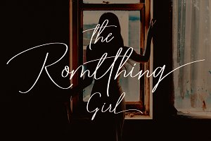 Romtthing Girl - Signature Stylish