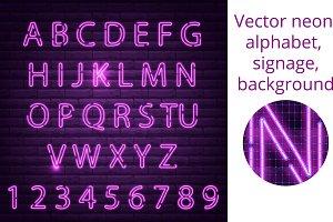 Vector neon