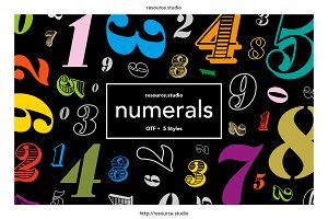 RS Numerals