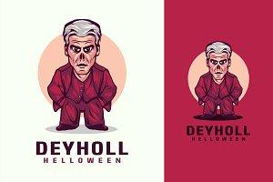 Deyholl logo VECTOR