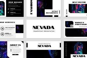 Nevada - Bold Style Powerpoint
