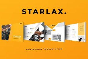 Starlax Powerpoint Presentation